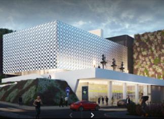 Así quedará el Centro cultural y Ambiental Caribe